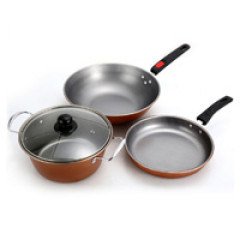 Сковороды, воки и сотейники