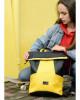 Рюкзак ролл Sambag RollTop MQN Черный с желтым -                                                         Фото 6