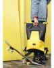 Рюкзак ролл Sambag RollTop MQN Черный с желтым -                                                         Фото 7