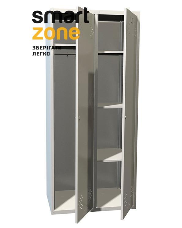 Шкаф для раздевалок ПРАКТИК LS-21 U